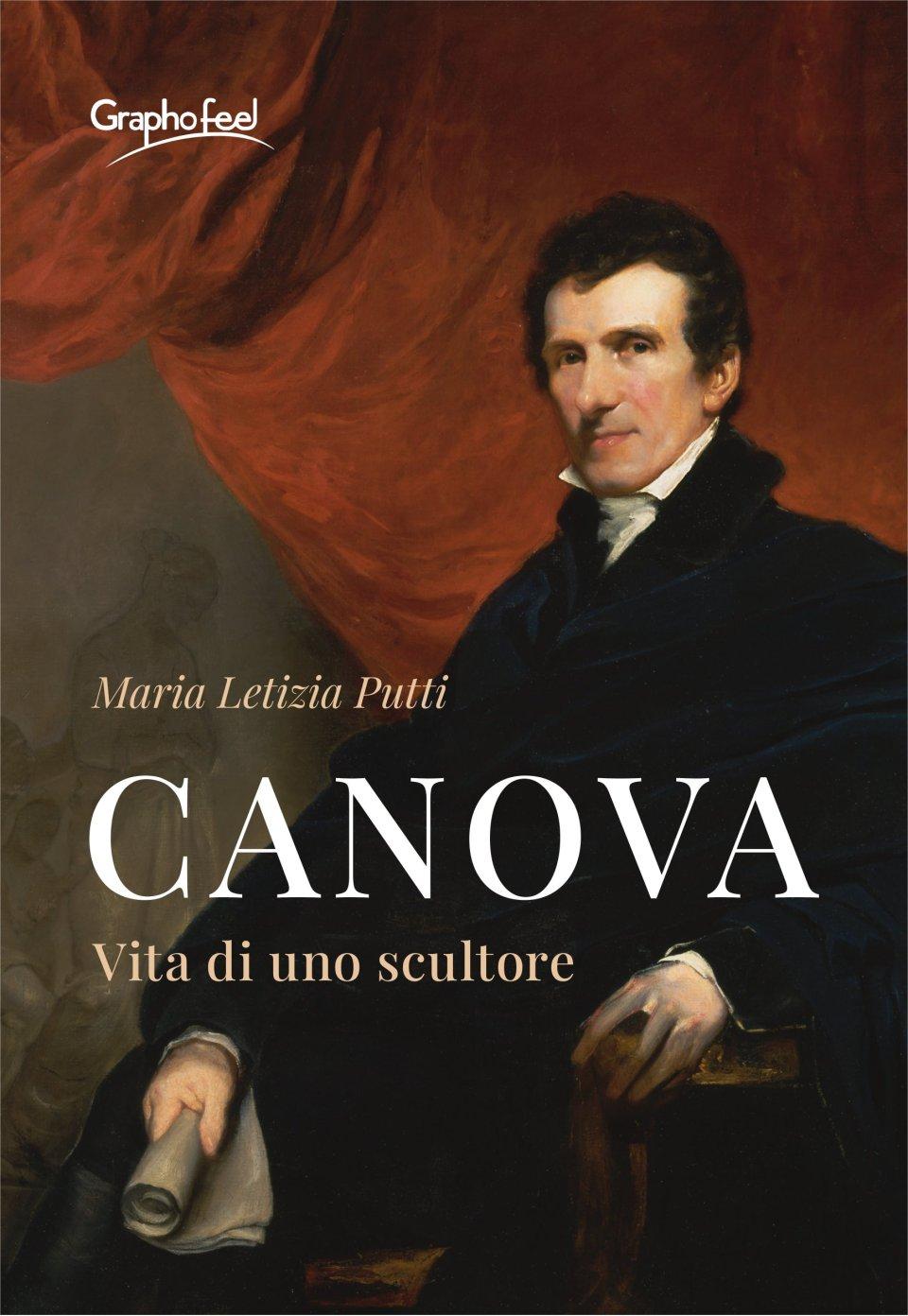 Canova. Vita di uno scultore Book Cover