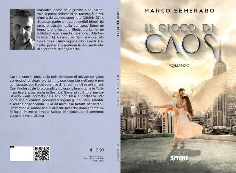 Il gioco di Caos Book Cover