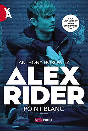 Alex Rider: Point Blanc Book Cover