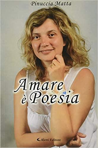 Amare è poesia Book Cover