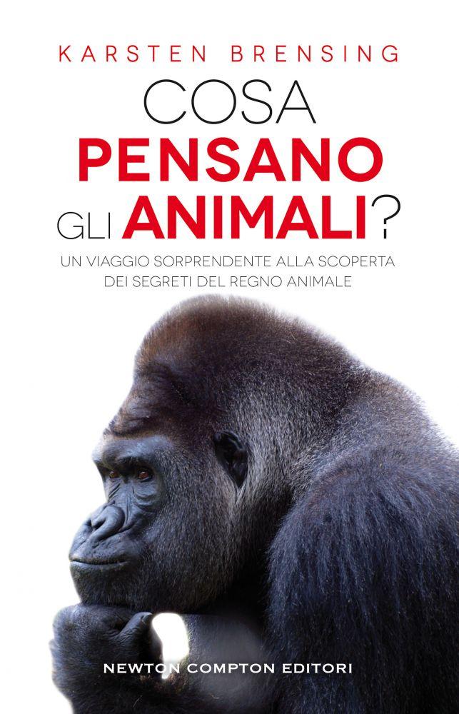 Cosa pensano gli animali? Book Cover