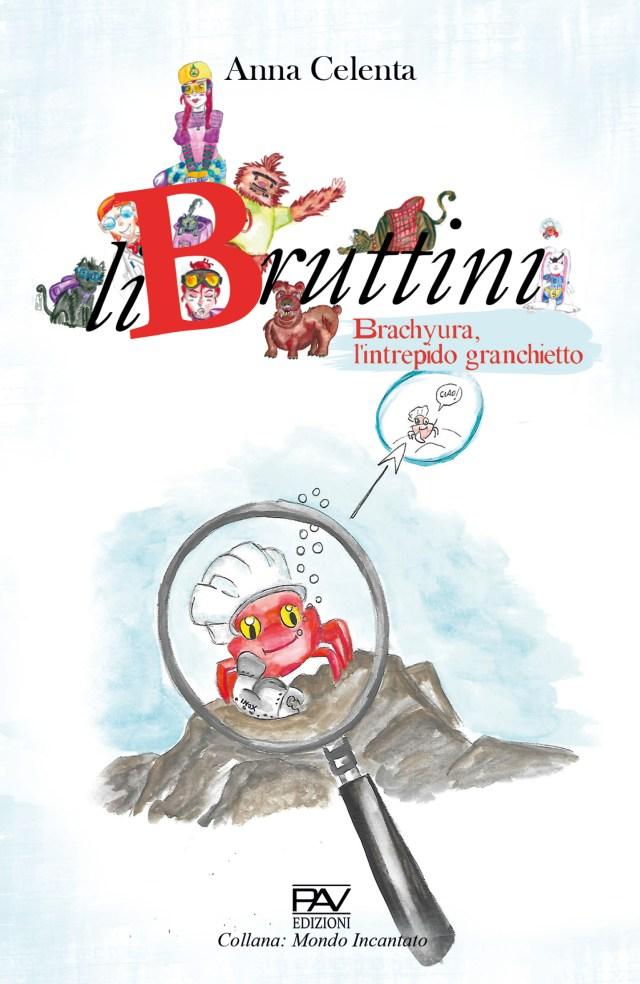Brachyura, l'intrepido granchietto Book Cover