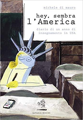 Hey, sembra l'America Book Cover