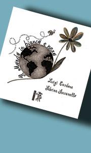 Il mondo in bianco e nero Book Cover