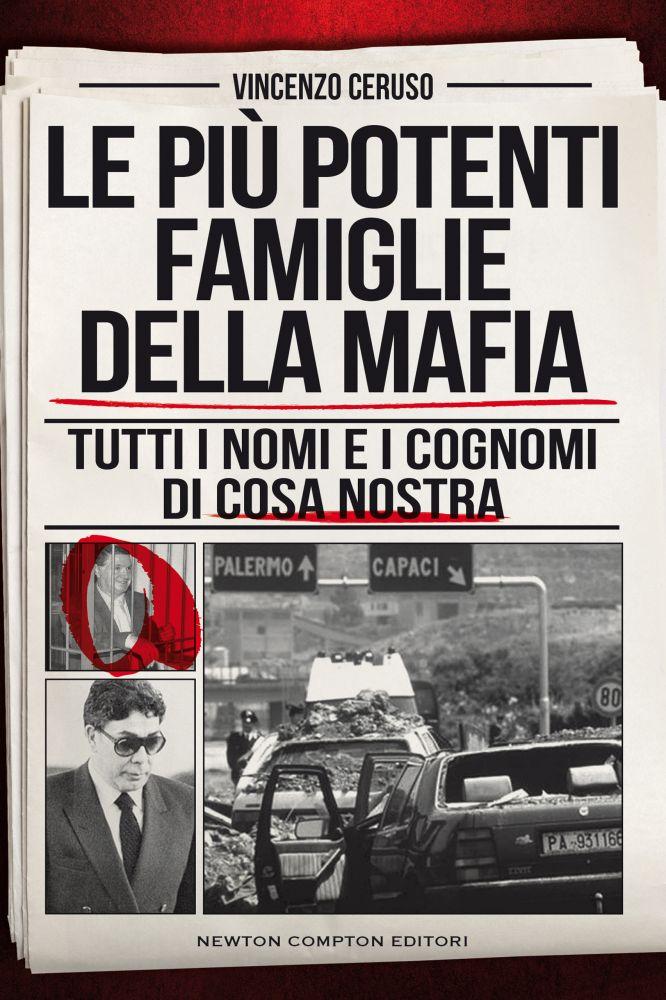 Le più potenti famiglie della mafia Book Cover