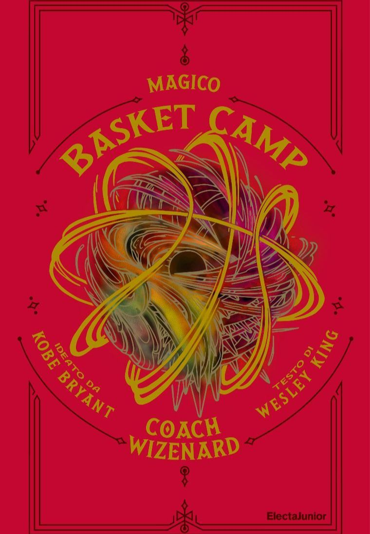 Coach Wizenard. Magico basket camp Book Cover