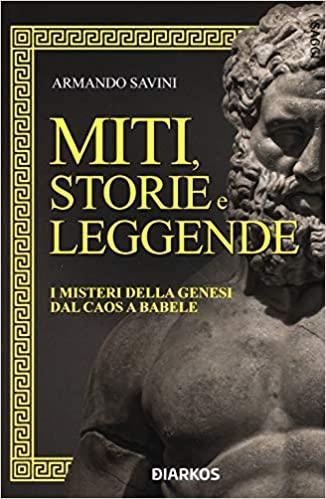 Miti, storie e leggende Book Cover