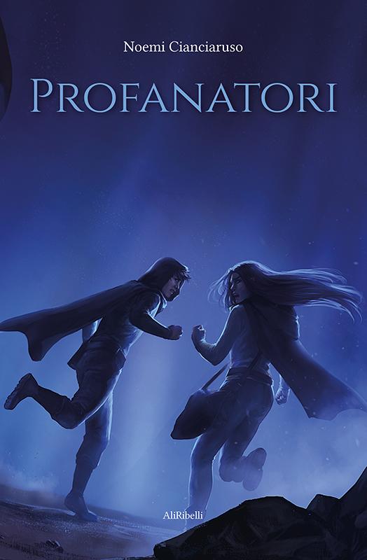 Profanatori Book Cover
