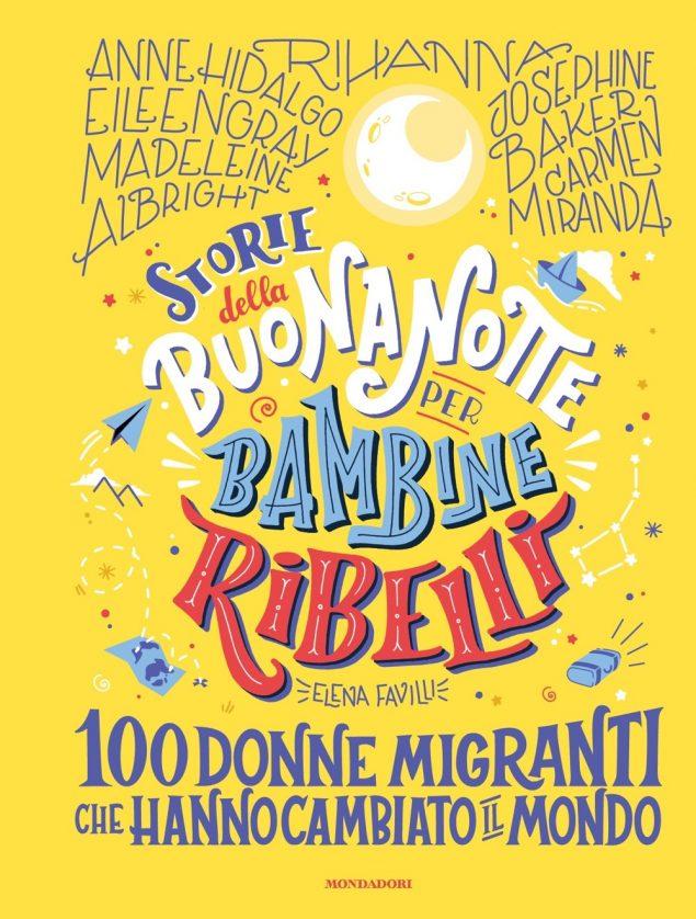 Storie della buonanotte per bambine ribelli Book Cover