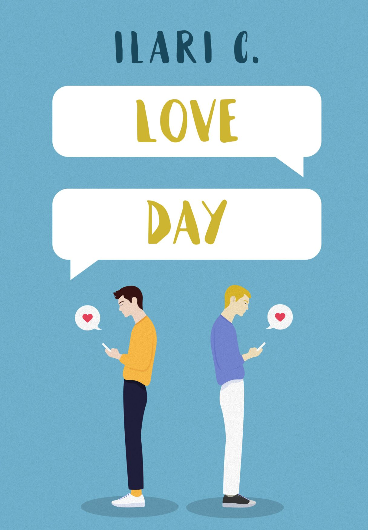 Love Day Book Cover