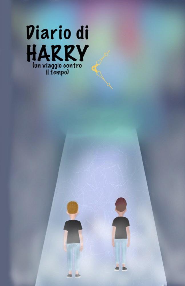 Diario di Harry (Viaggio contro il tempo) Book Cover