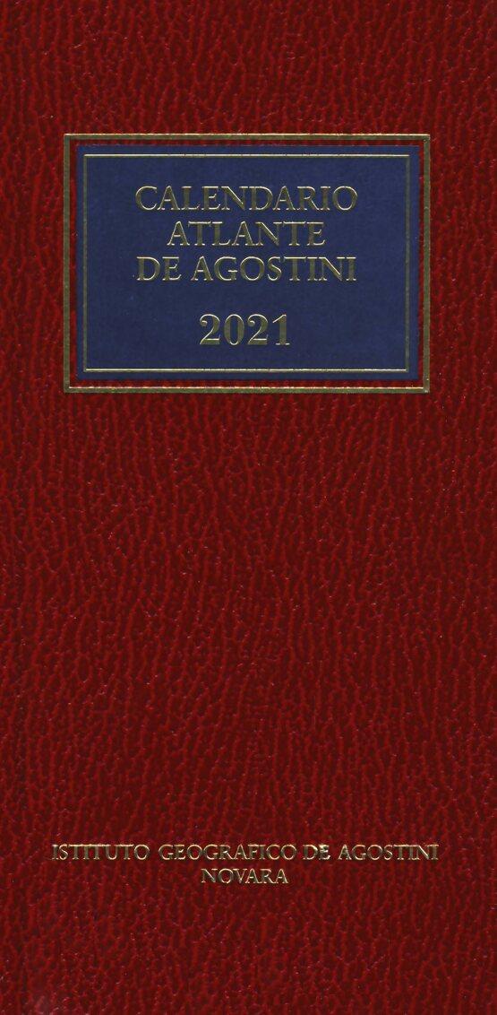 Calendario Atlante De Agostini 2021 Book Cover