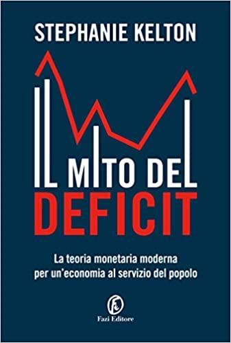 La teoria del deficit Book Cover