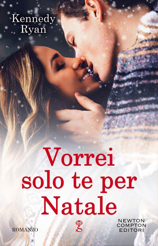Vorrei solo te per Natale Book Cover
