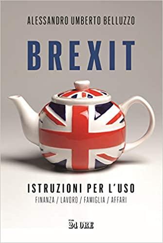Brexit. Istruzioni per l'uso. Book Cover