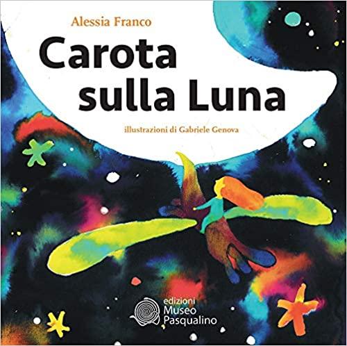 Carota sulla luna Book Cover