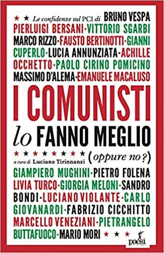 I comunisti lo fanno meglio Book Cover