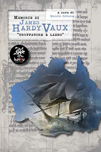 Memorie di James Hardy Vaux Book Cover