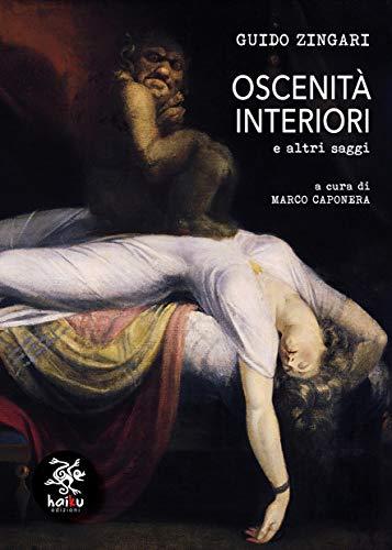 Oscenità interiori: e altri saggi Book Cover