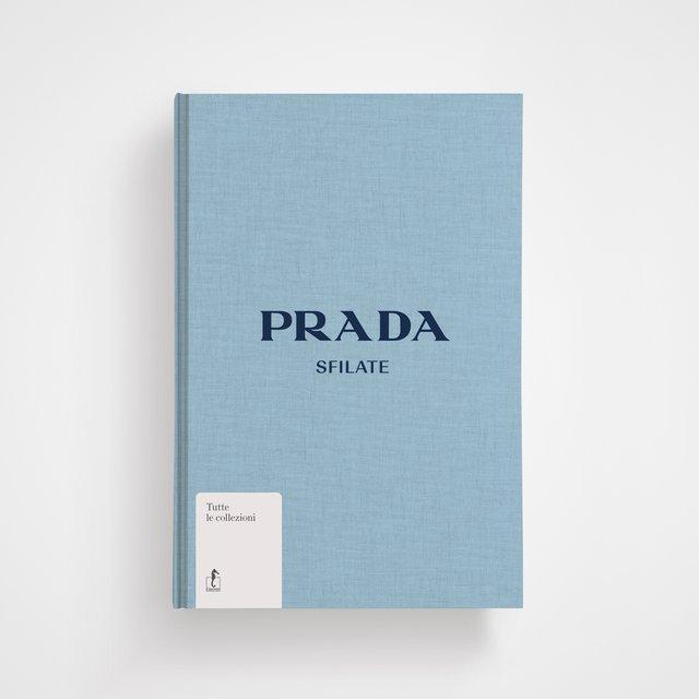 PRADA - Sfilate Book Cover