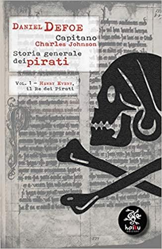 Storia generale dei pirati Book Cover