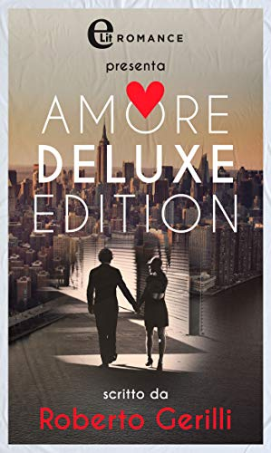 Amore Deluxe Edition Book Cover