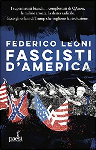 Fascisti d'America Book Cover