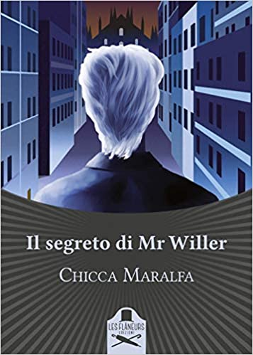 Il segreto di Mr Willer Book Cover