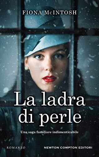 La ladra di perle Book Cover