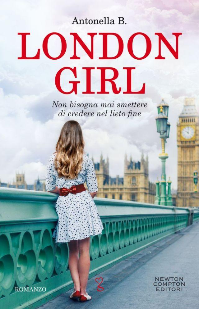 London girl Book Cover