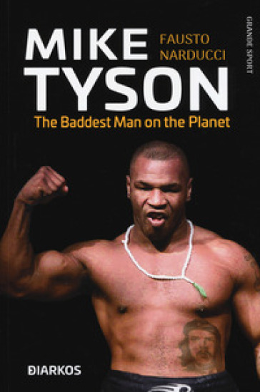 Mike Tyson Book Cover
