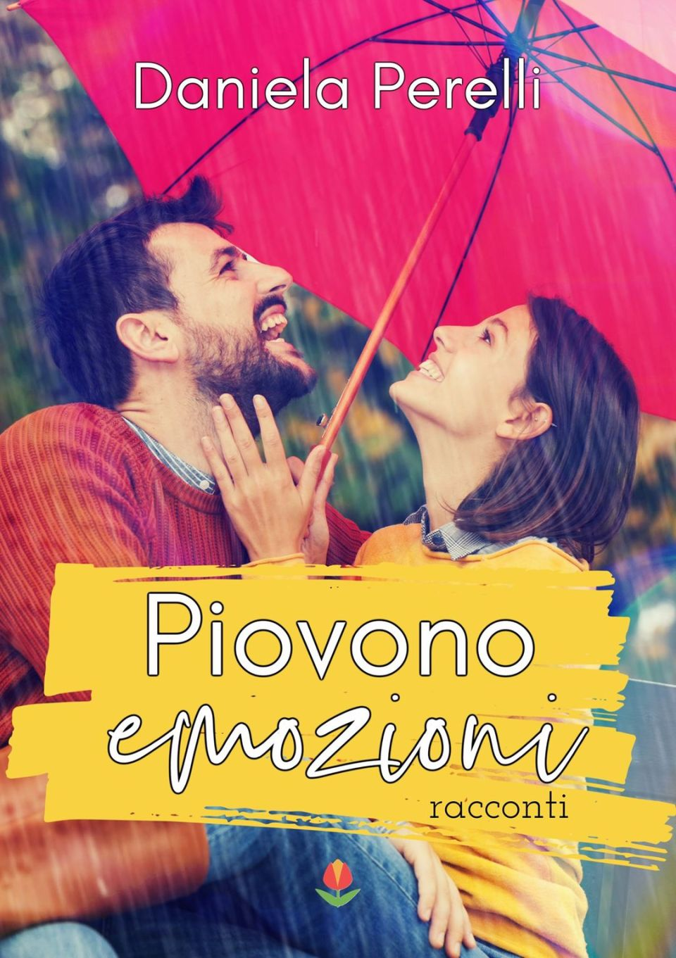 Piovono emozioni Book Cover