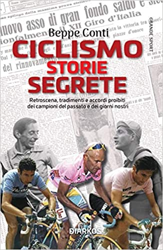 Ciclismo. Storie segrete Book Cover