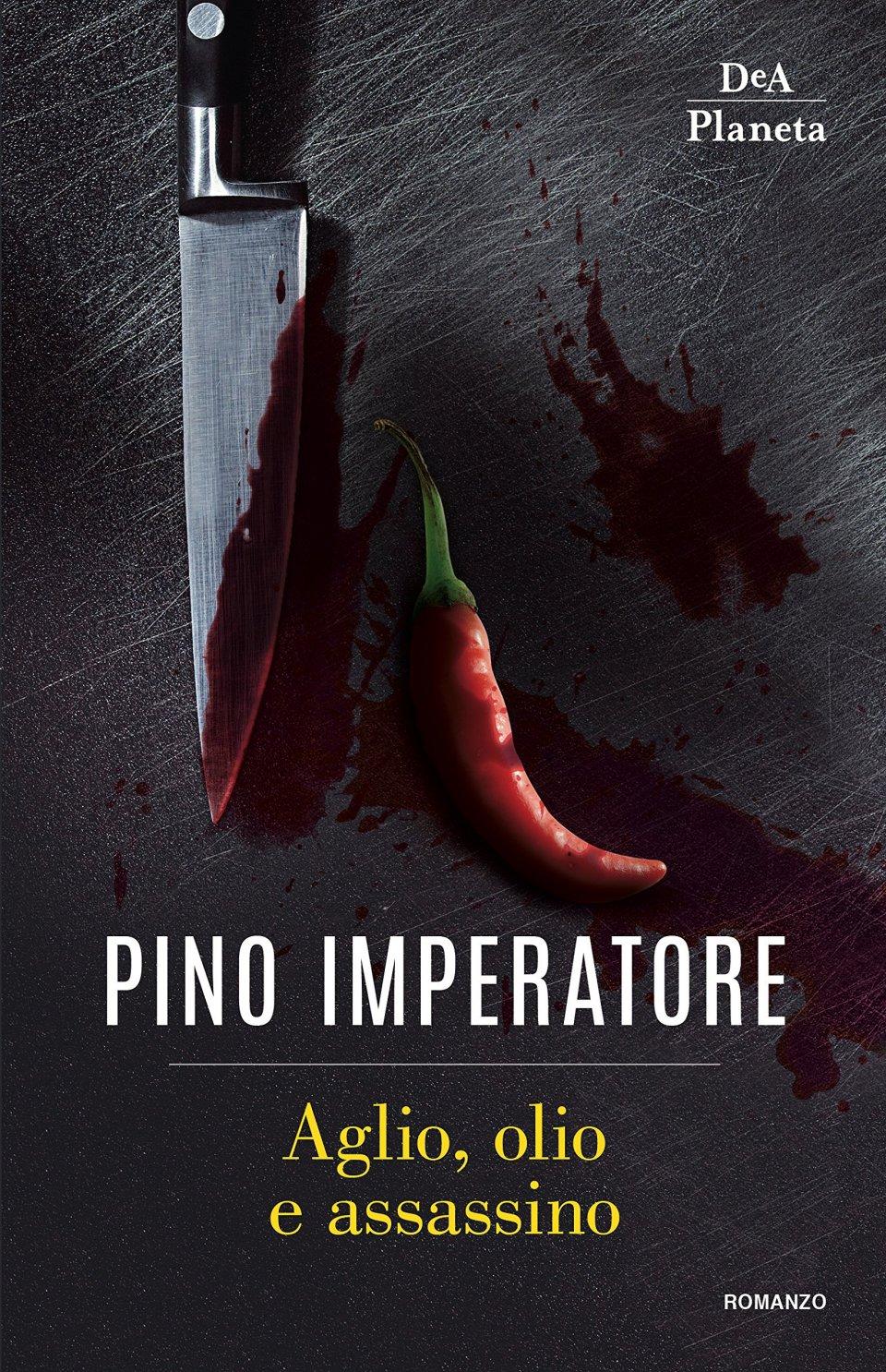 Aglio, olio e assassinio Book Cover