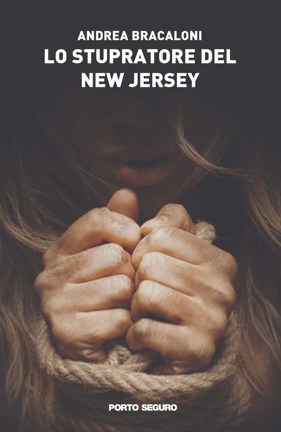 Lo stupratore del New Jersey Book Cover