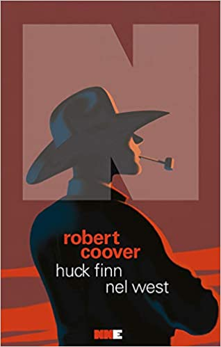 Huck Finn nel West Book Cover