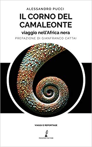Il corno del camaleonte Book Cover