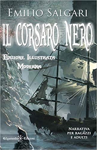 Il Corsaro Nero Book Cover