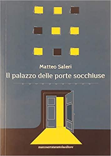Il palazzo delle porte socchiuse Book Cover