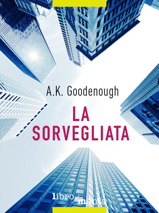 La sorvegliata Book Cover