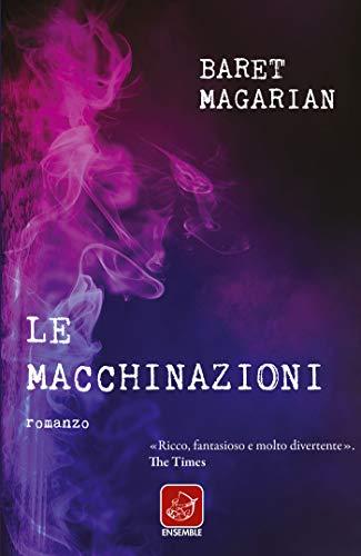 Le macchinazioni Book Cover