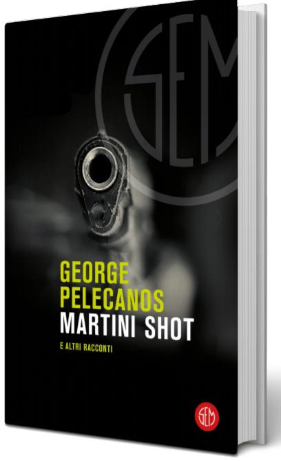 Martini Shot Book Cover