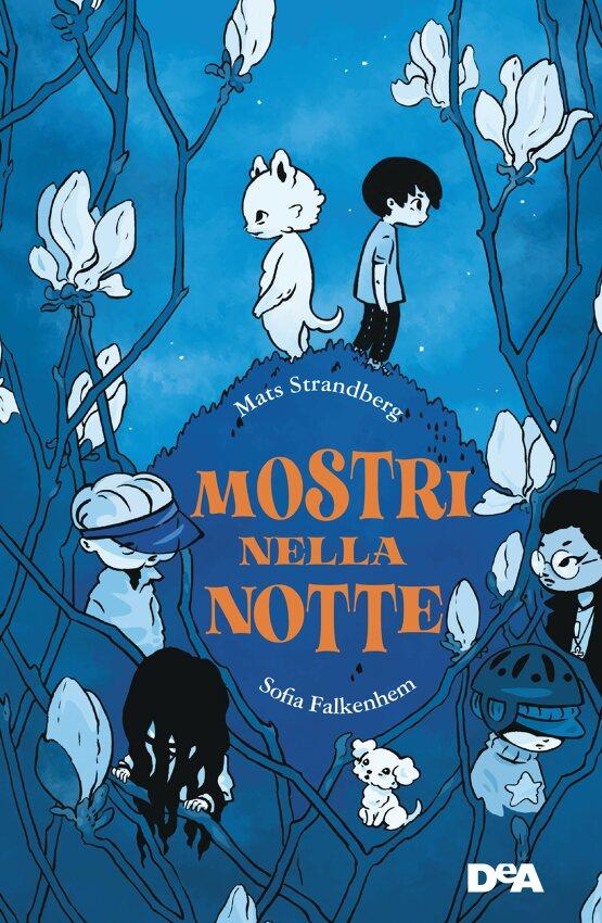 Mostri nella notte Book Cover