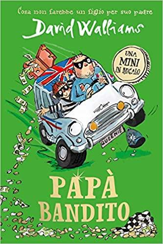 Papà Bandito Book Cover