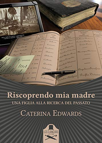 Riscoprendo mia madre Book Cover