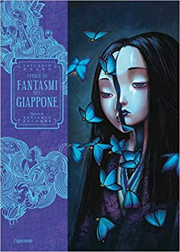 Storie di fantasmi del Giappone Book Cover
