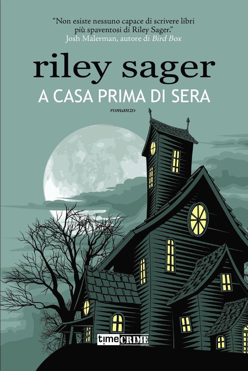 A casa prima di sera Book Cover