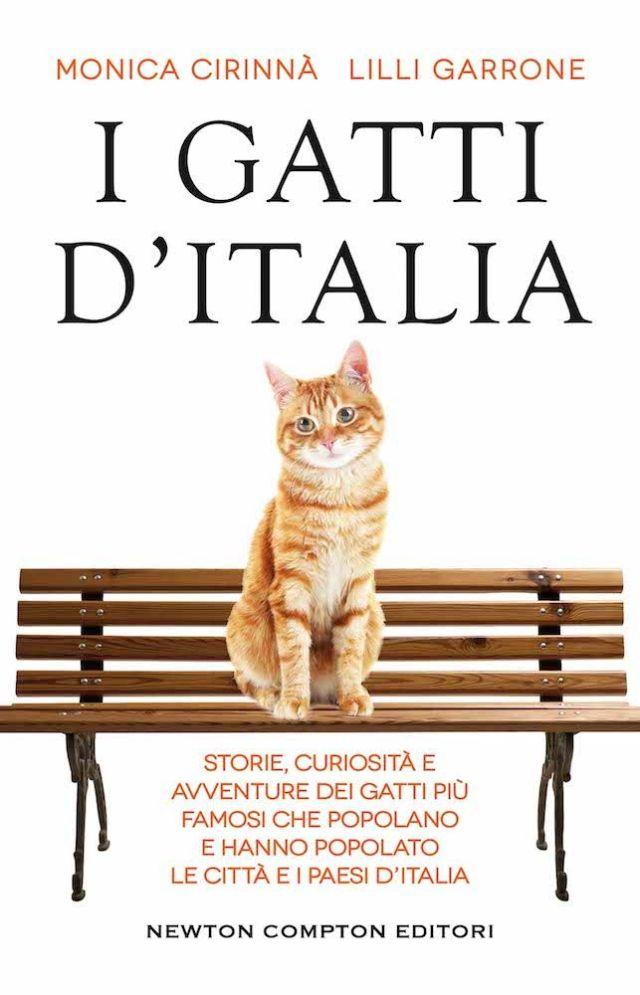I gatti d'Italia Book Cover