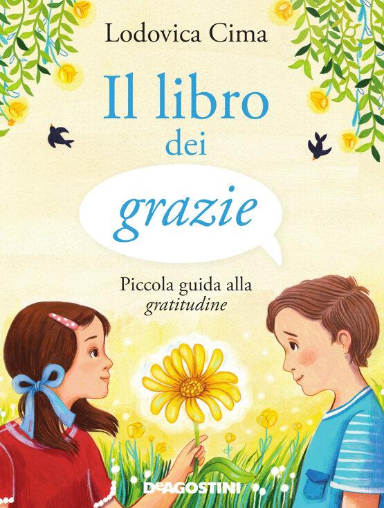 Il libro dei grazie Book Cover