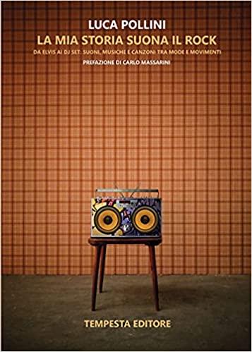 La mia storia suona il rock Book Cover